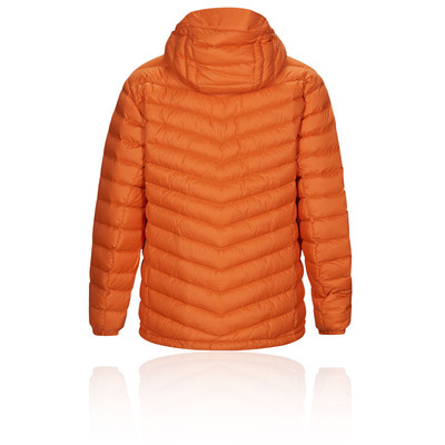 Peak Performance Frost Down Hooded jacke - AW20