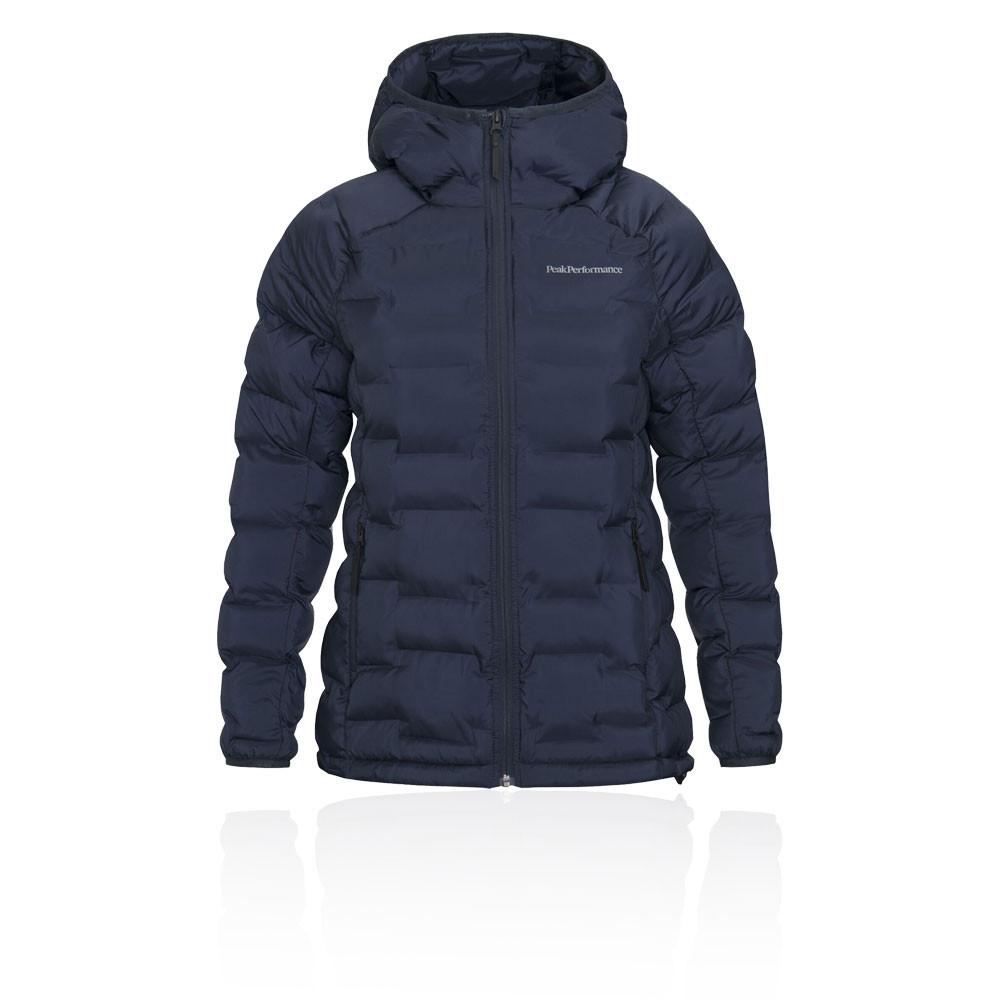 Peak Performance Argon Women's Hooded Jacket - AW20