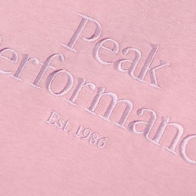 Peak Performance Original Women's Hoodie - AW20
