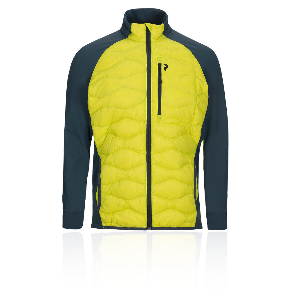Peak Performance Helium Hybrid Jacket - SS19
