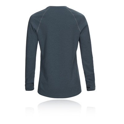 Peak Performance Power Outdoor Crew Neck Long Sleeve Top