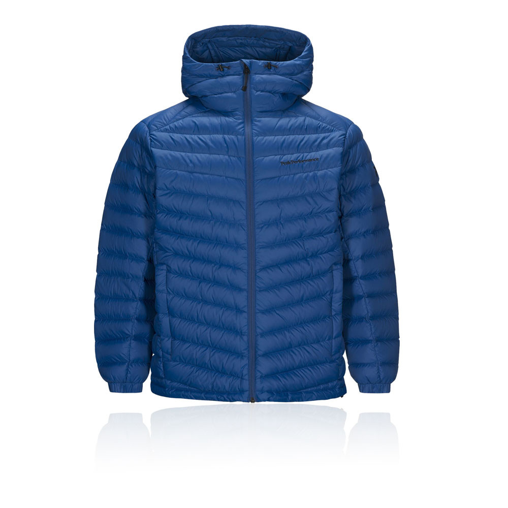 Peak Performance Frost Down Hooded giacca