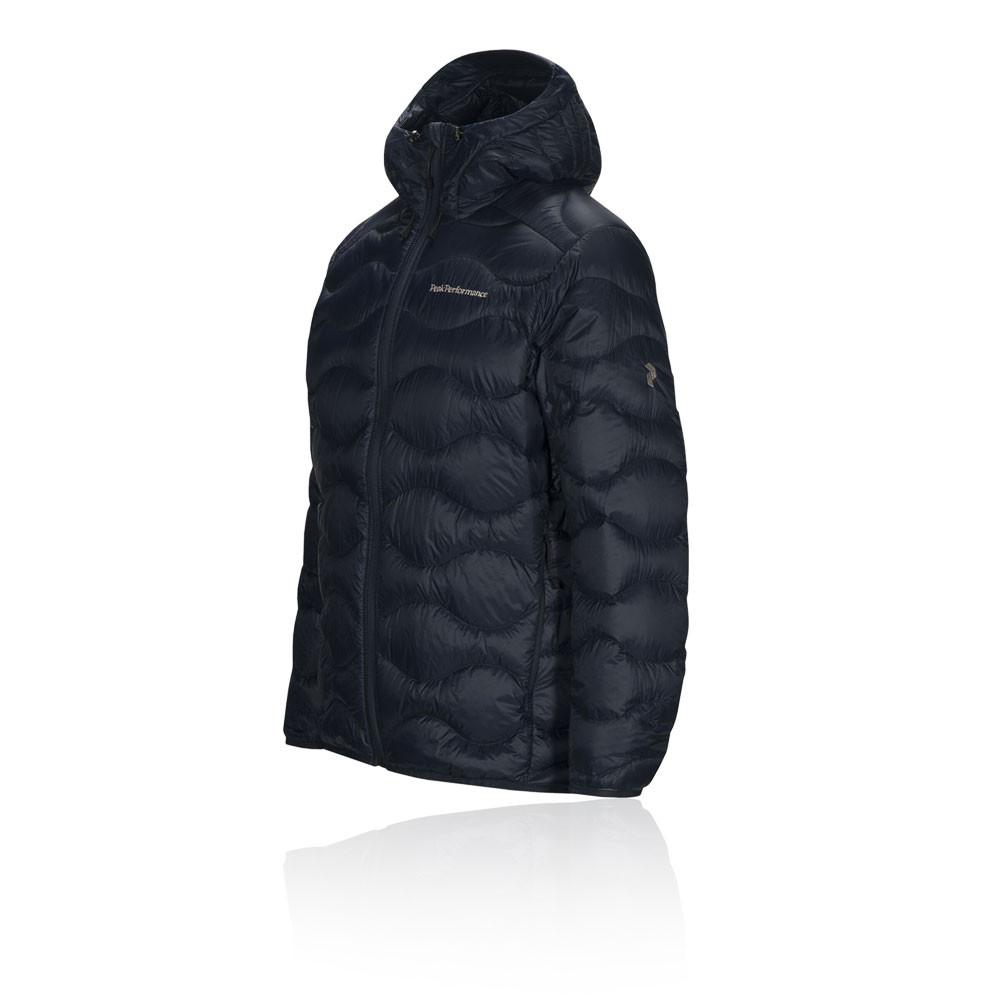 AW19 Peak Performance Helium Hooded Jacket