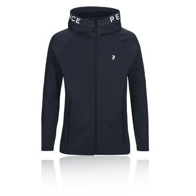 Peak Performance Rider Zip Hooded Jacket - AW20