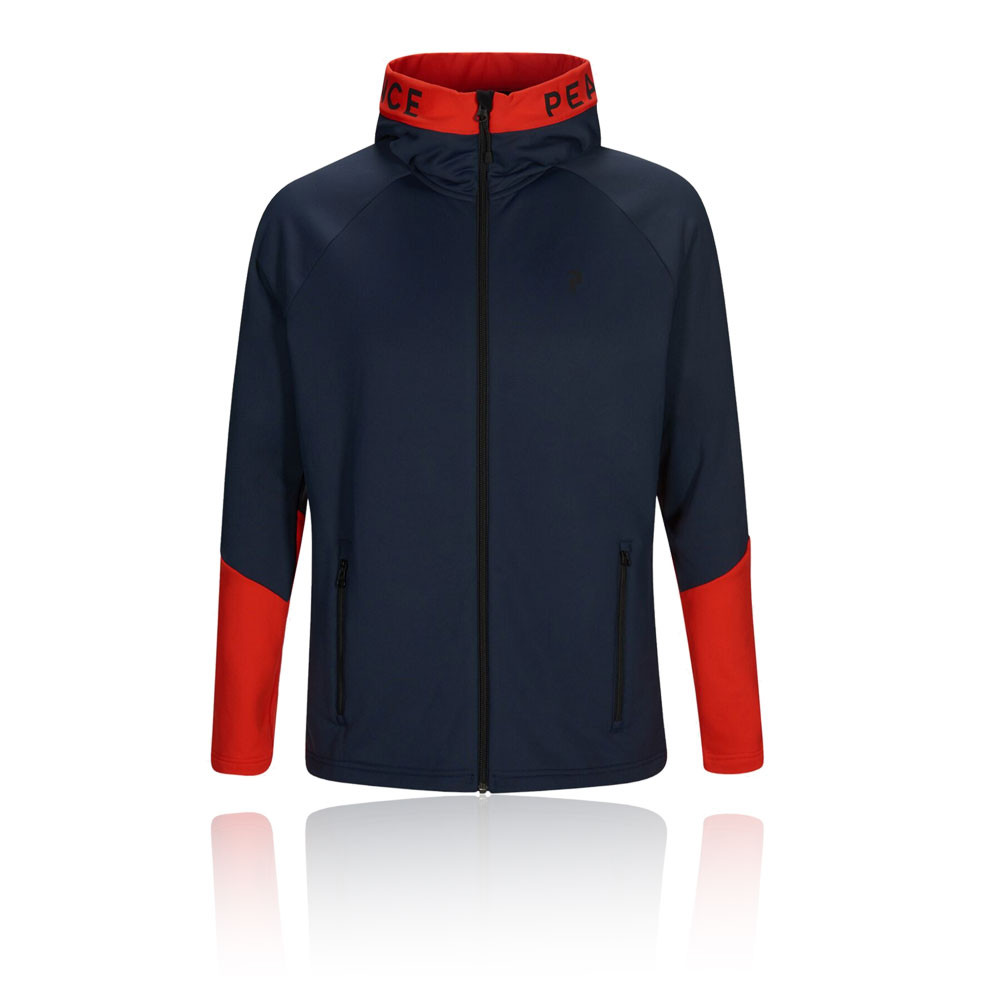 Peak Performance Rider Zip Hooded Jacket - AW19
