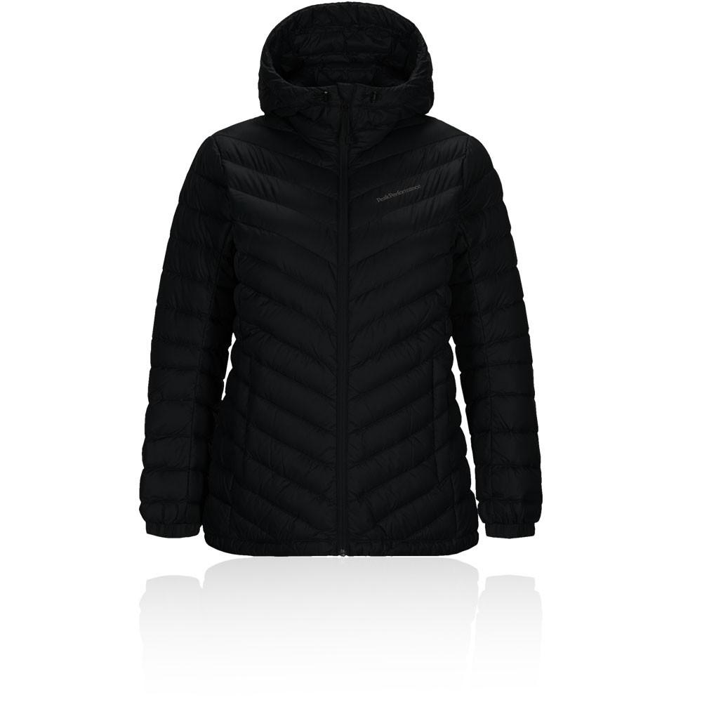 Peak Performance Frost Down Hooded Damen Jacket AW19