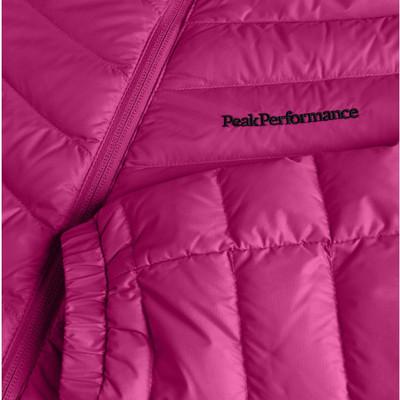 Peak Performance Frost Down Hooded Women's Jacket - AW19