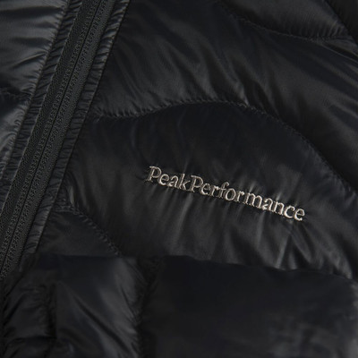 Peak Performance Helium Hooded Women's Jacket - AW19