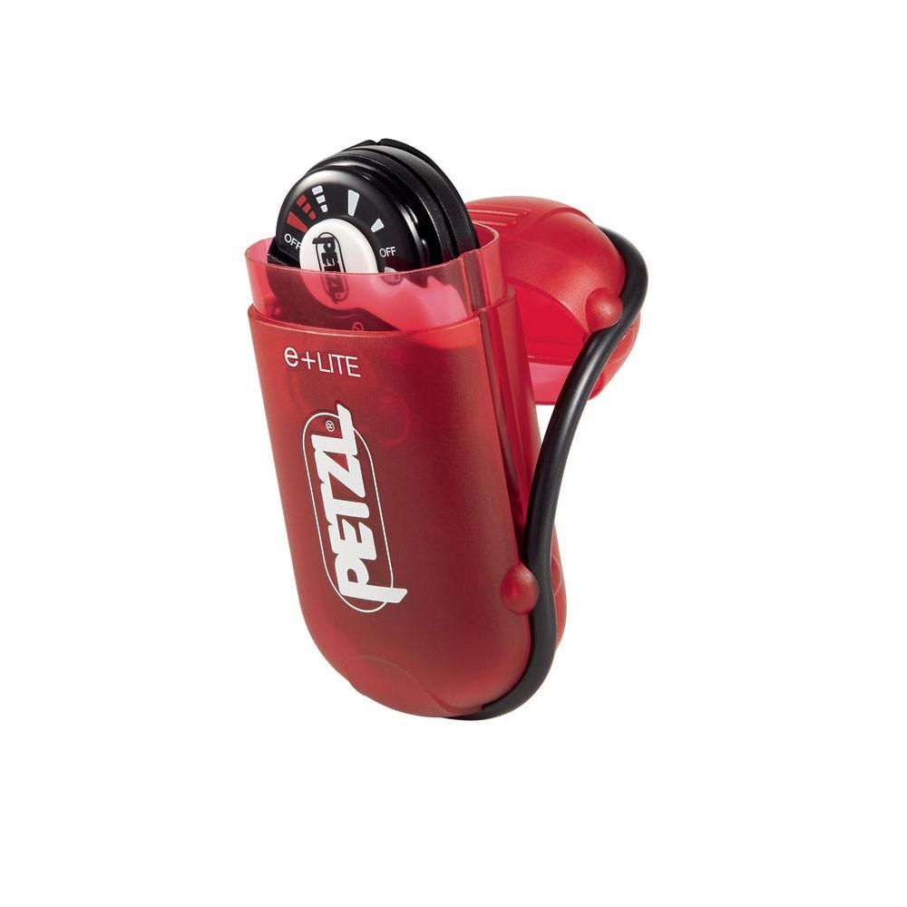 Petzl e+LITE Ultra Compact Emergency Headlamp (50 Lumens ...