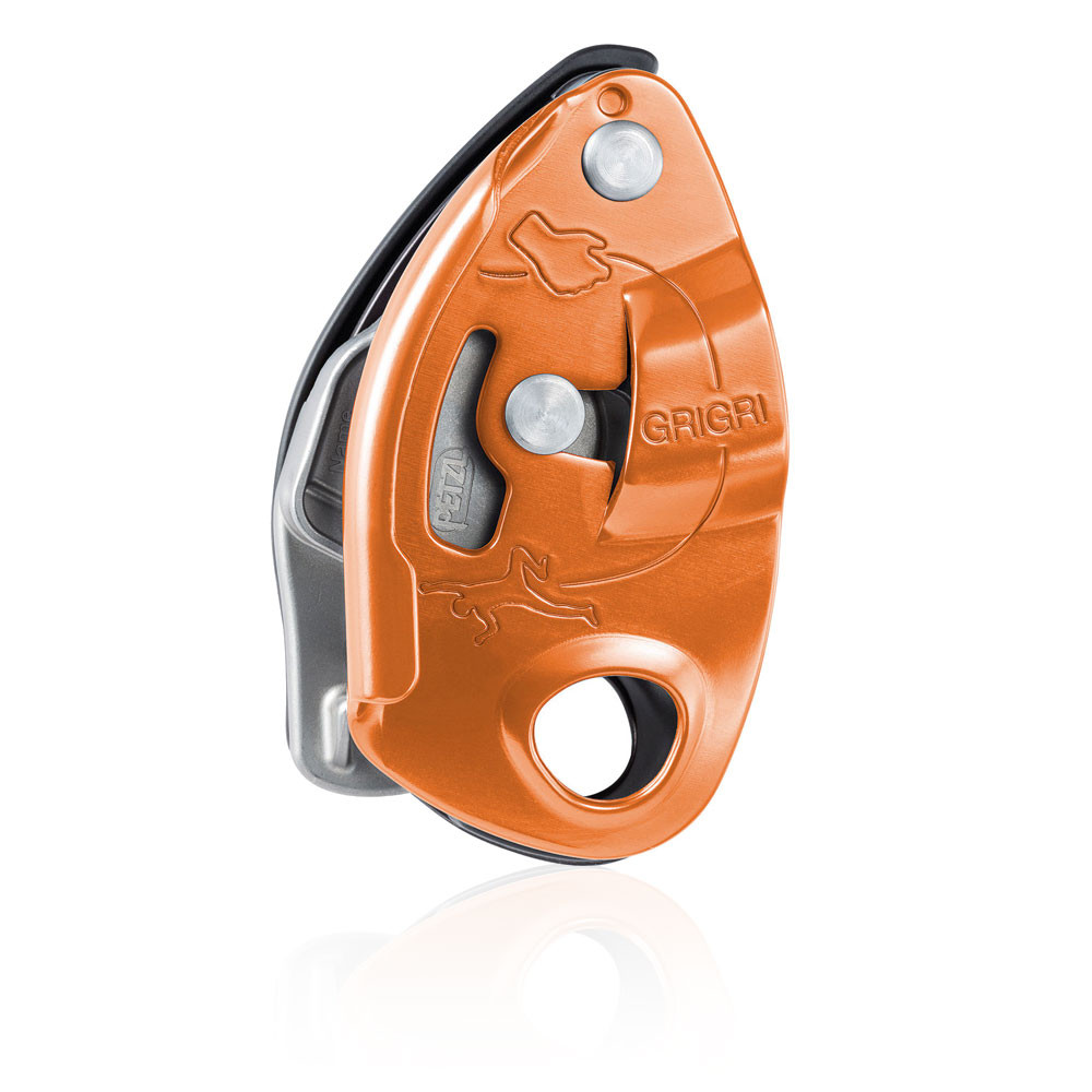 Petzl Grigri Belay Device - SS20