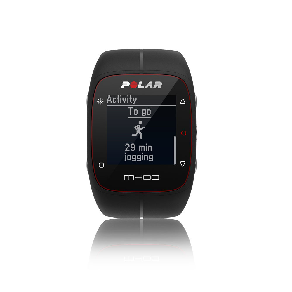 polar m400 gps heart rate monitor watch. Black Bedroom Furniture Sets. Home Design Ideas