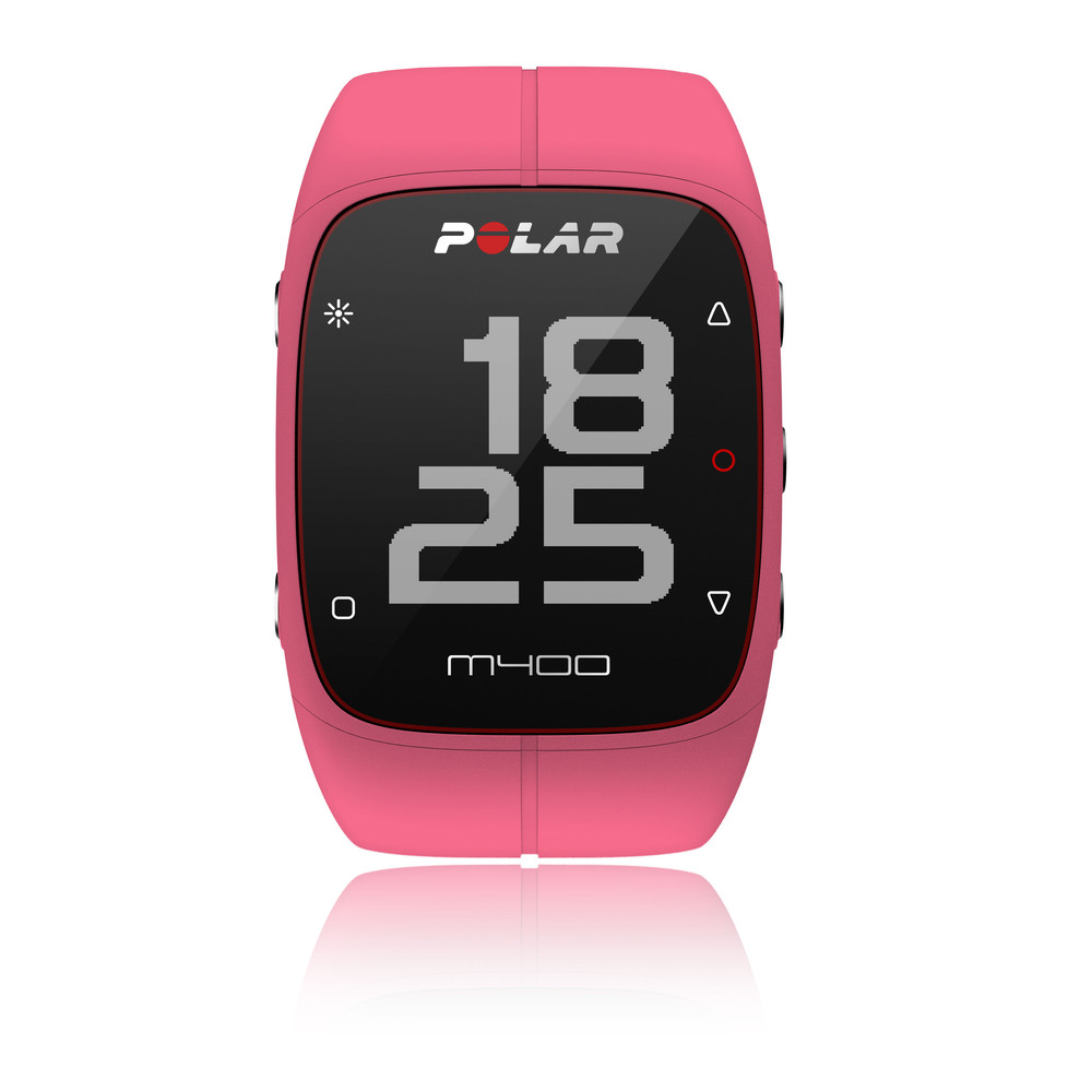 Polar M400 Running Watch with Heart Rate Monitor ...