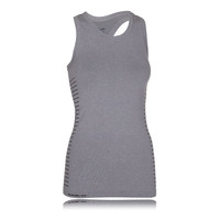 Pure Lime Seamless Women's Tank Top