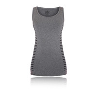 Pure Lime Seamless Fullback Women's Tank Vest