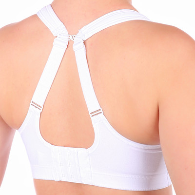 Pure Lime Moulded Sports Bra