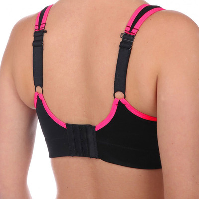 Pure Lime Women's Padded Athletic Bra