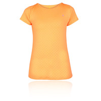 Camiseta Mujer Pure Lime Shadow Dot