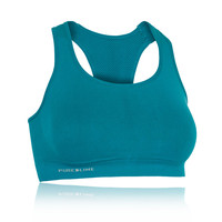 Pure Lime Seamless Women's Bra Top