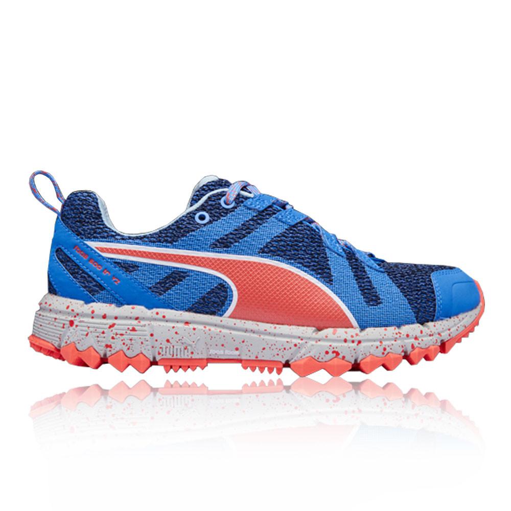 Puma Faas 500 S v2 Womens Blue Trail Running Trainers Pumps Sport Shoes c779df98a
