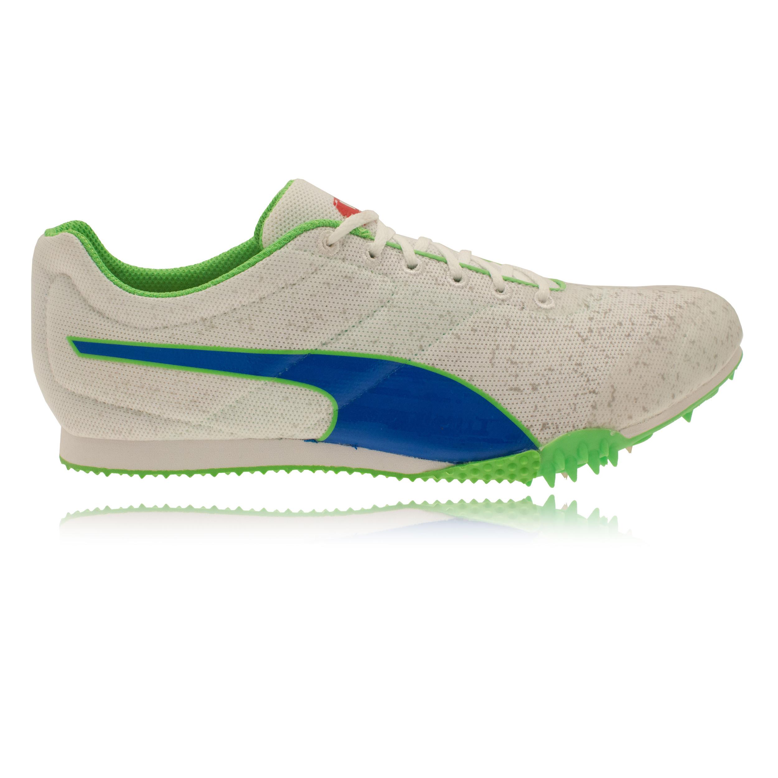 Details zu Puma TFX Sprint V3 Damen Laufen Spikes Spikeschuhe Sport Schuhe Mehrfarbig