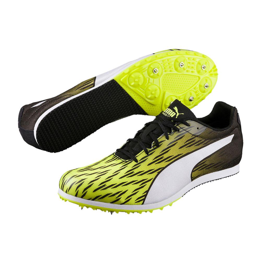evospeed 5 running spikes ss17 40