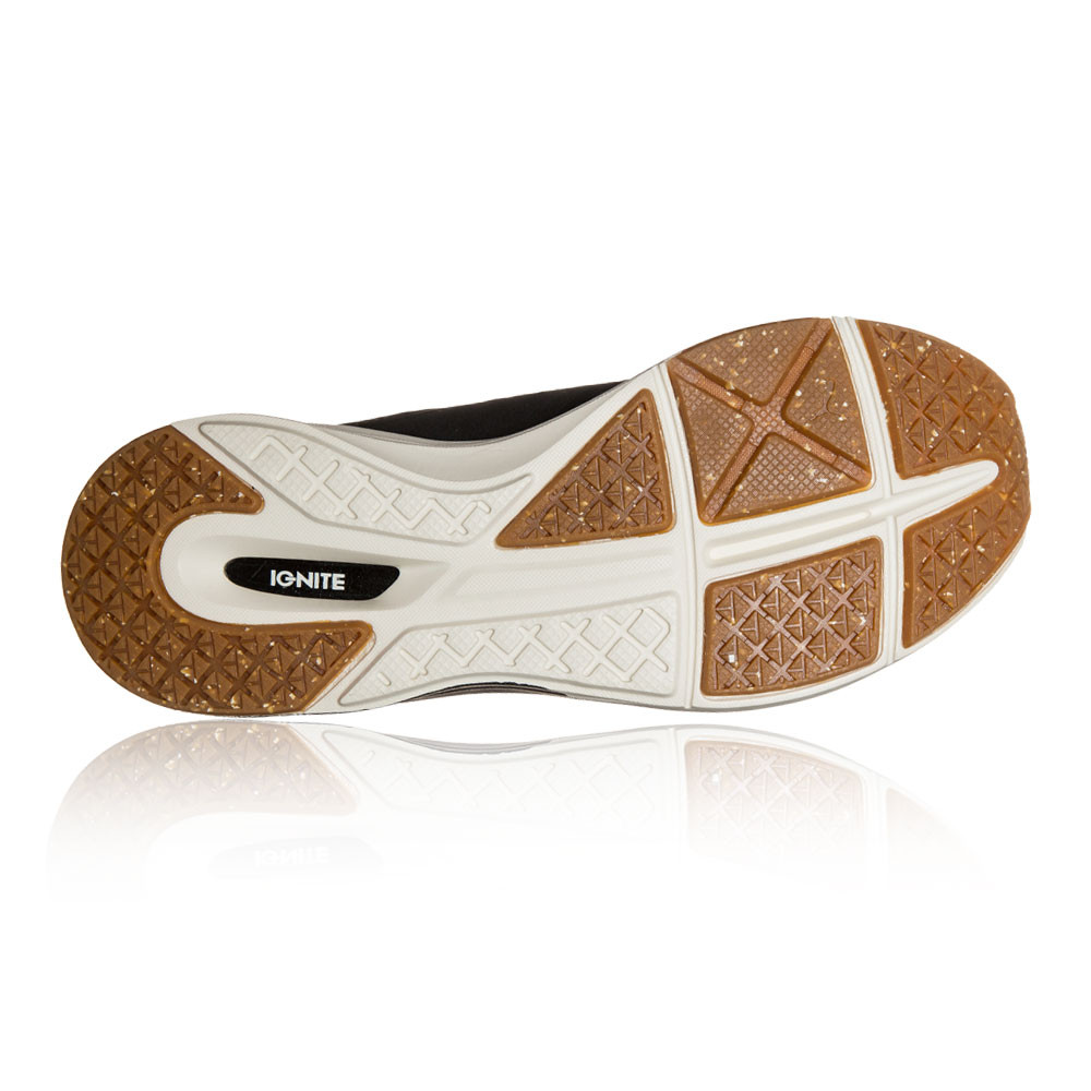 0d59eae8186 Puma Pulse IGNITE XT VR Womens Black Cross Training Gym Shoes Trainers 2 2  of 4 ...