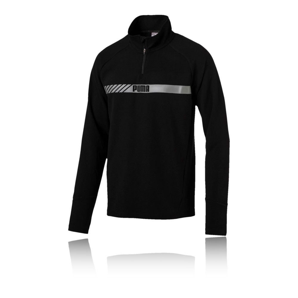Puma Active Tech Stretch 1/2 Zip Top