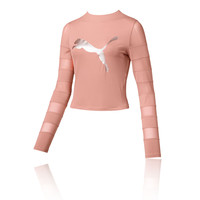 Puma Strapped Up Women's LS Training Top - SS18