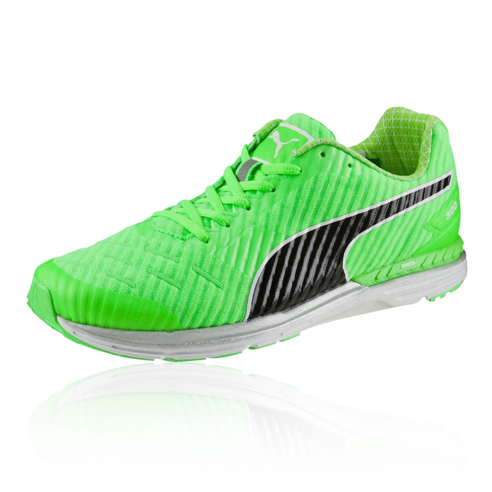 Puma Hombre Speed Verde 300 Ignite Pwrcool Correr Zapatos Zapatillas Verde Speed Deporte 99da9f