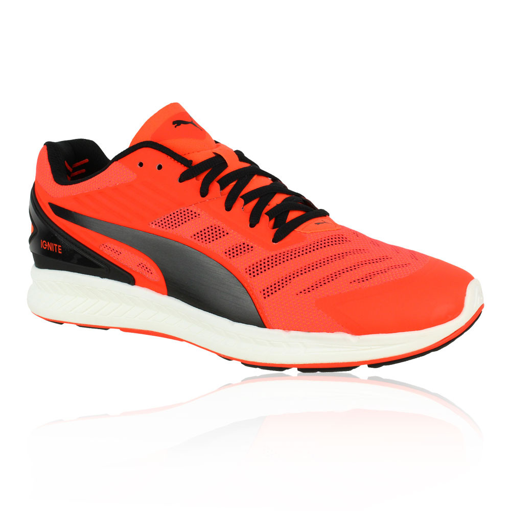11619c7827c180 Details about Puma Mens Ignite V2 Running Shoes Trainers Sneakers Red Sports  Breathable