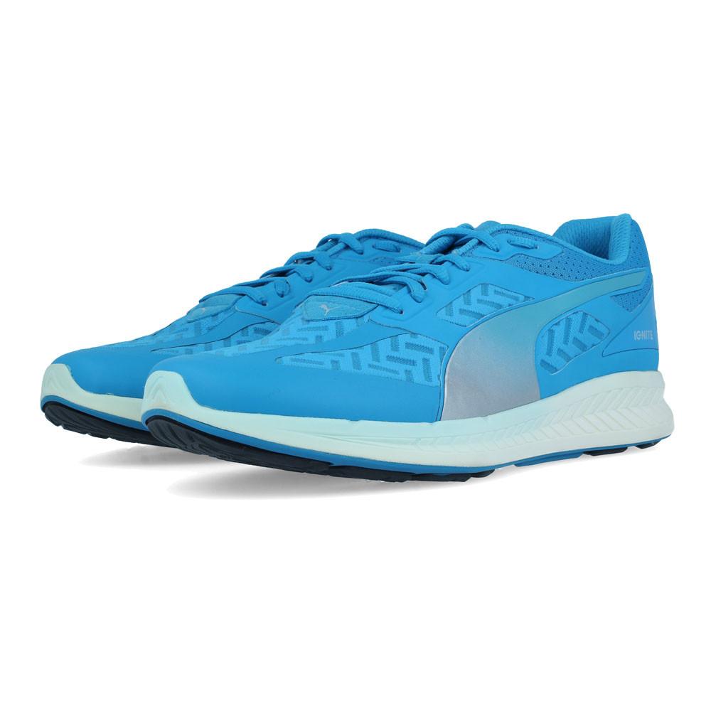 Puma Hombre Zapatos Ignite Pwrcool Correr Zapatos Hombre Zapatillas Azul Deporte Transpirable 3be6e6