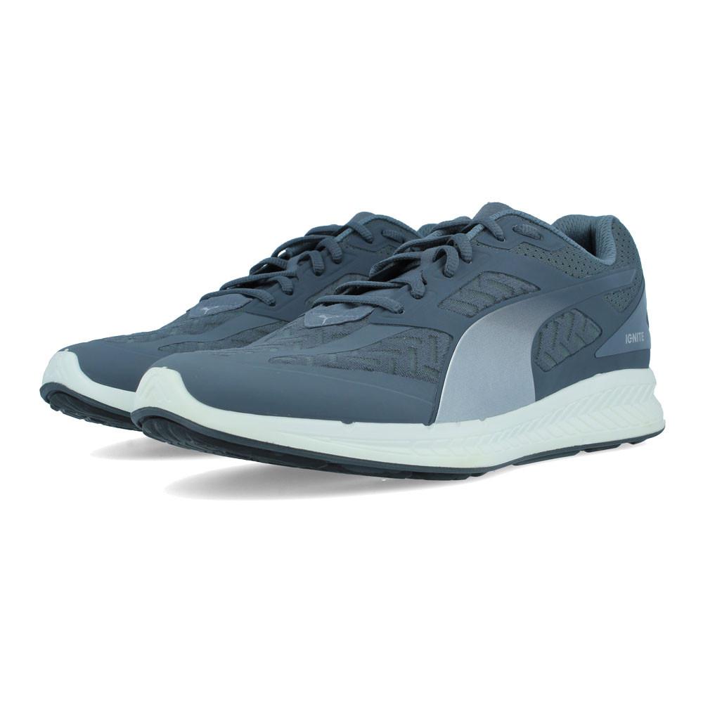 Puma Hombre Ignite Azul Pwrcool Correr Zapatos Zapatillas Azul Ignite Marino Deporte 658f17
