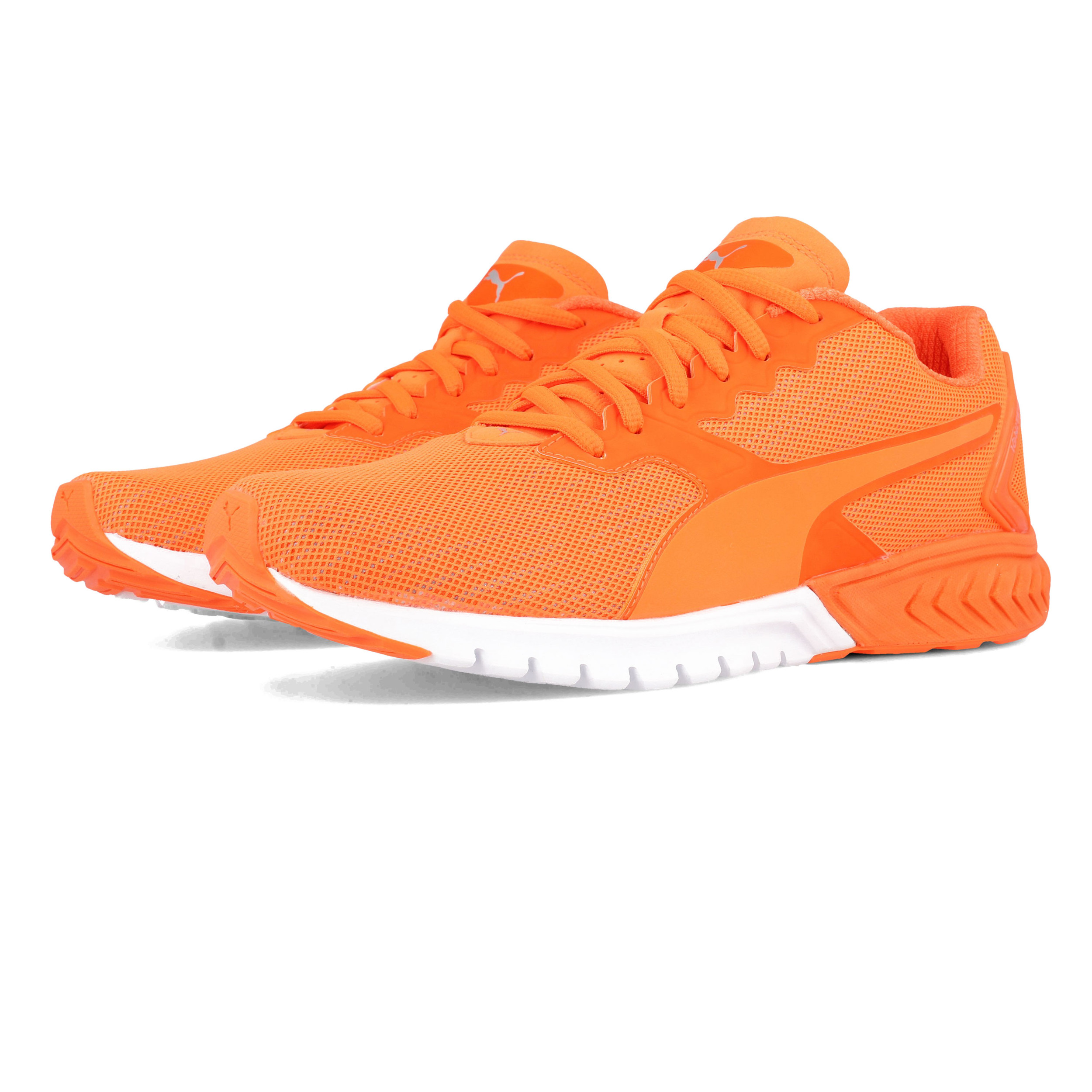 official photos 10f61 be45d Puma Mens Ignite Dual Nightcat Running Shoes Trainers Sneakers Orange Sports