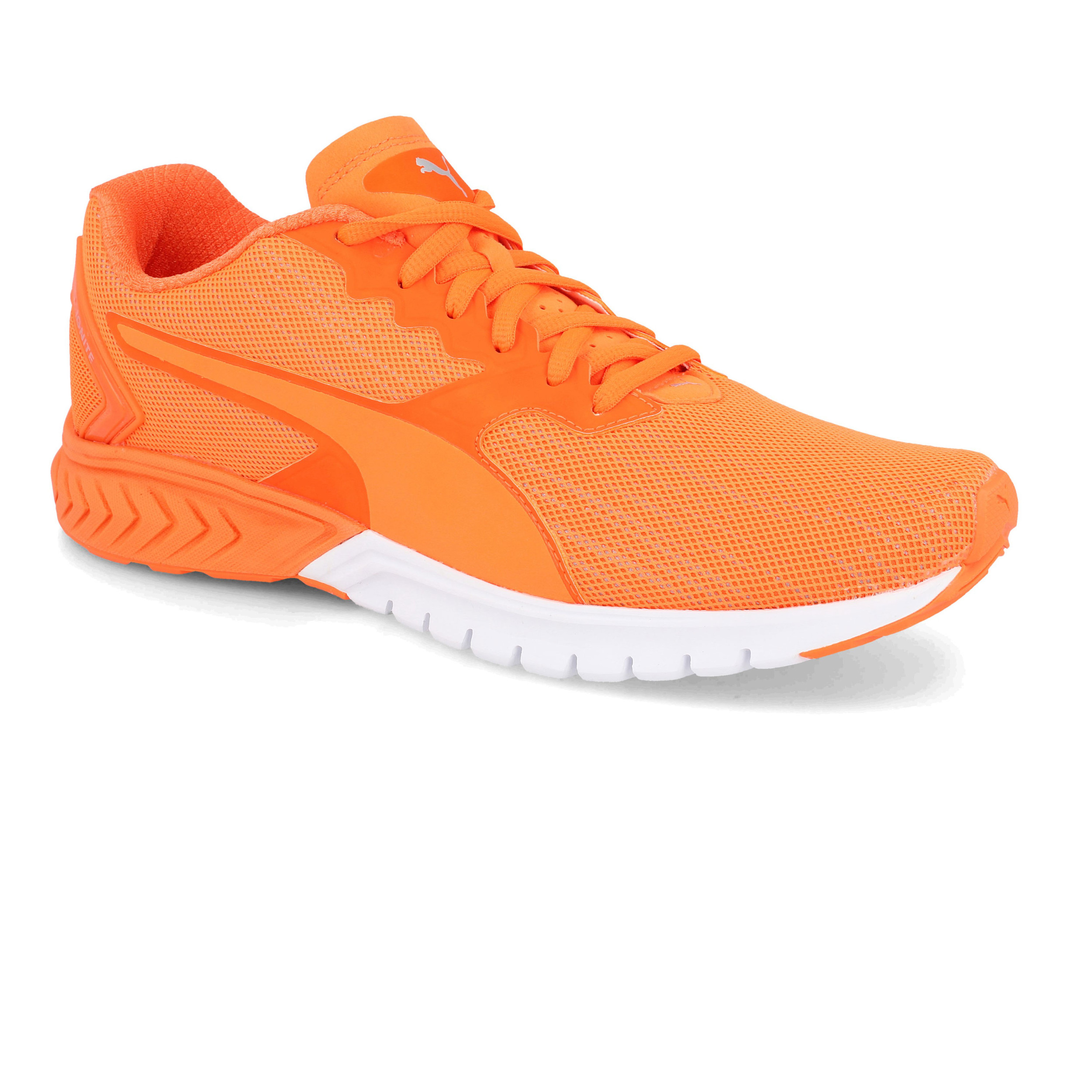 Details about Puma Mens Ignite Dual Nightcat Running Shoes Trainers Sneakers Orange Sports