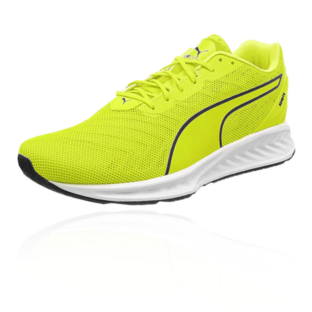 Details about Puma Mens IGNITE 3 Running Shoes Trainers Sneakers Yellow  Sports Breathable cfee78189