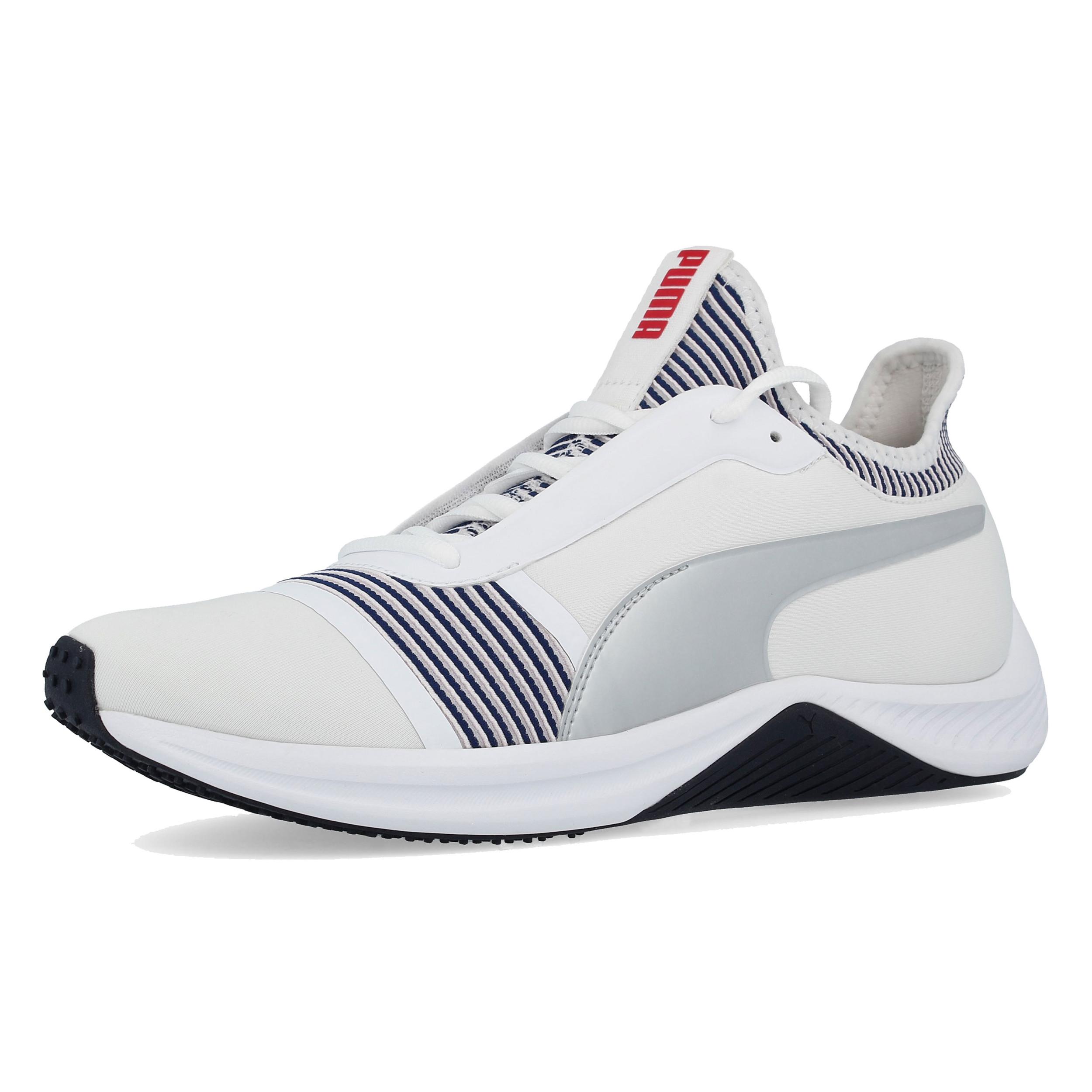 Détails Gym Fitness Baskets Sur Blanc Léger Puma Sport Amp Chaussures De Xt Femmes wmN80n