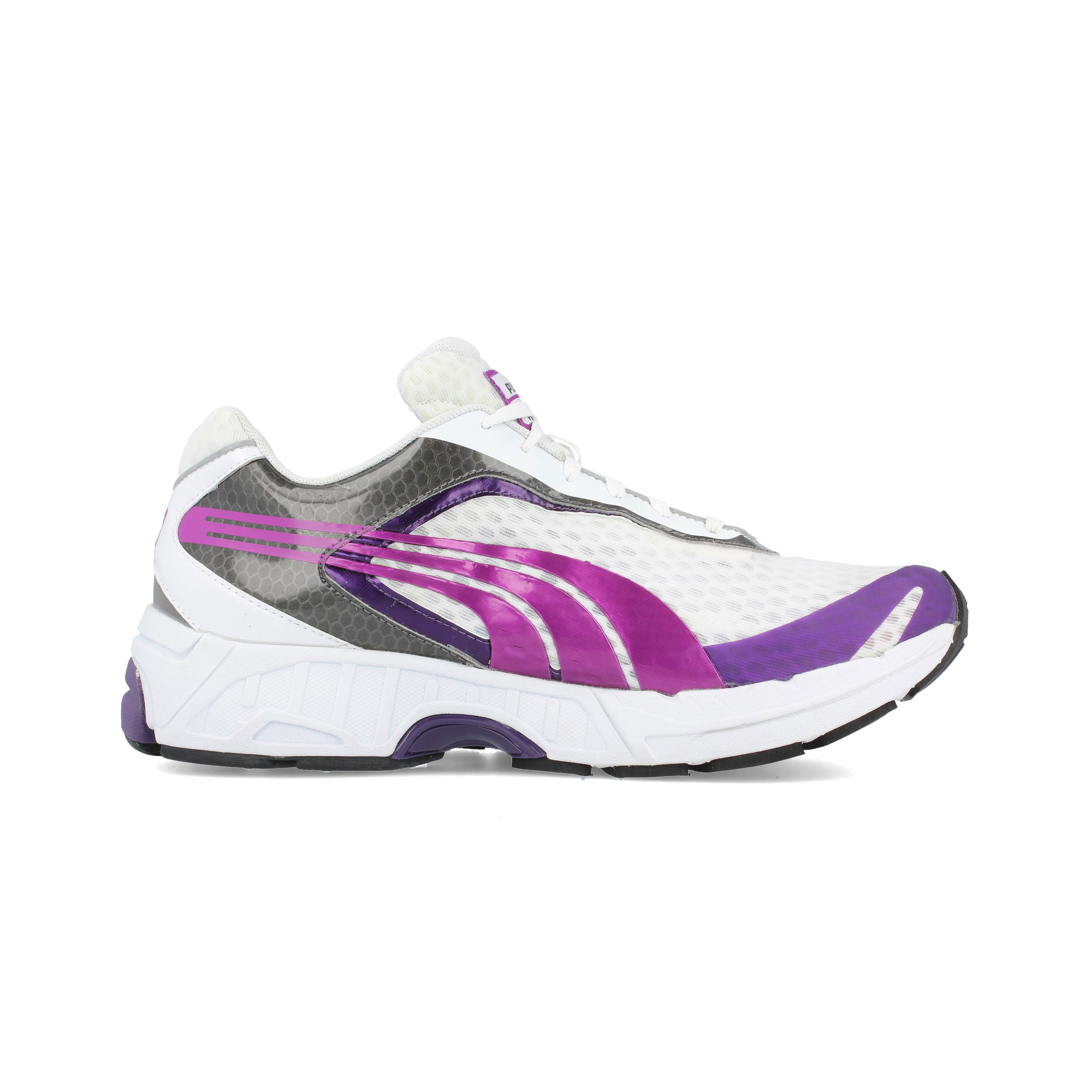 eaab8487860 Puma Womens Faas 700 Running Shoes Trainers Sneakers White Sports Breathable
