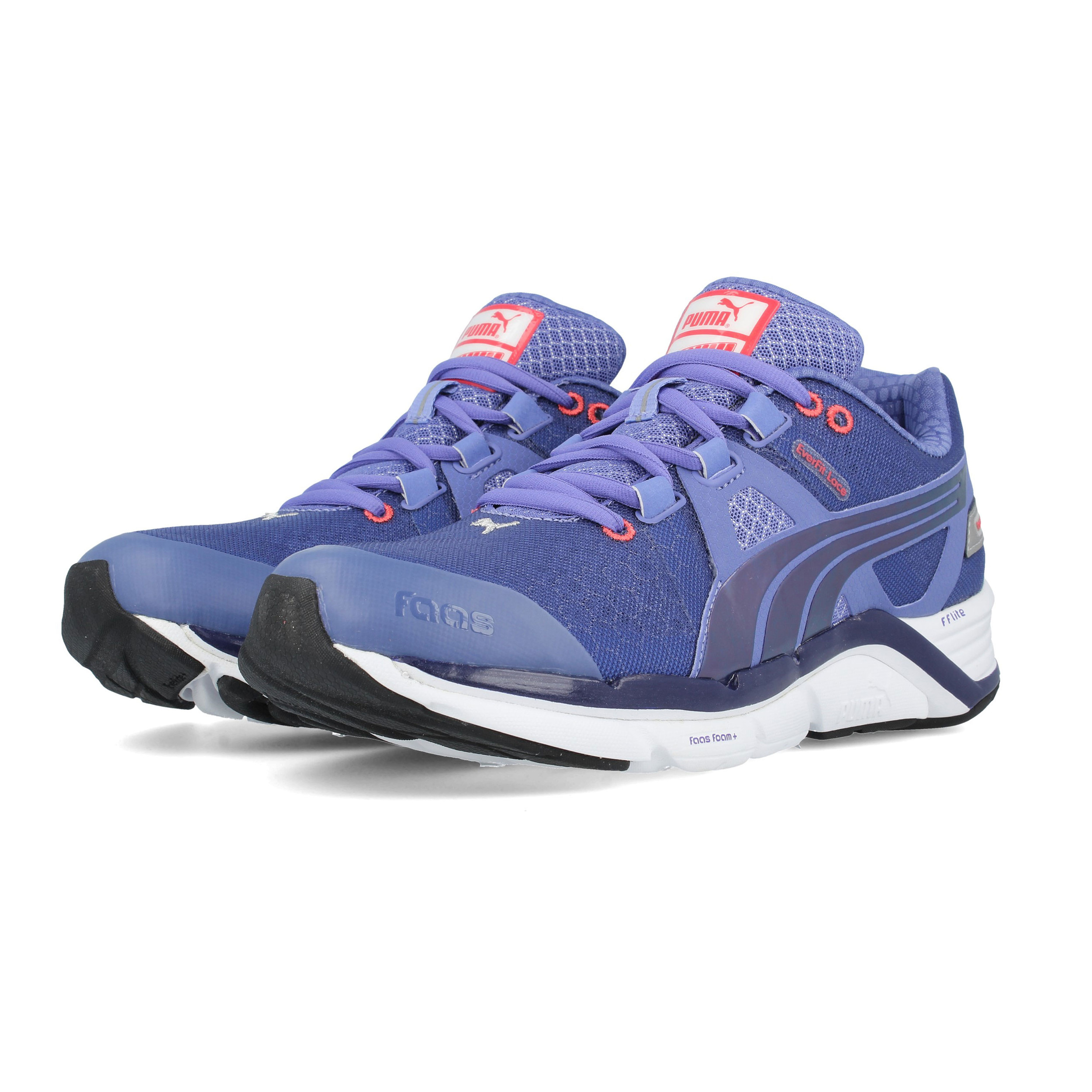 b00149124e6 Details about Puma Womens FAAS 1000 V1.5 Running Shoes Trainers Sneakers  Purple Sports