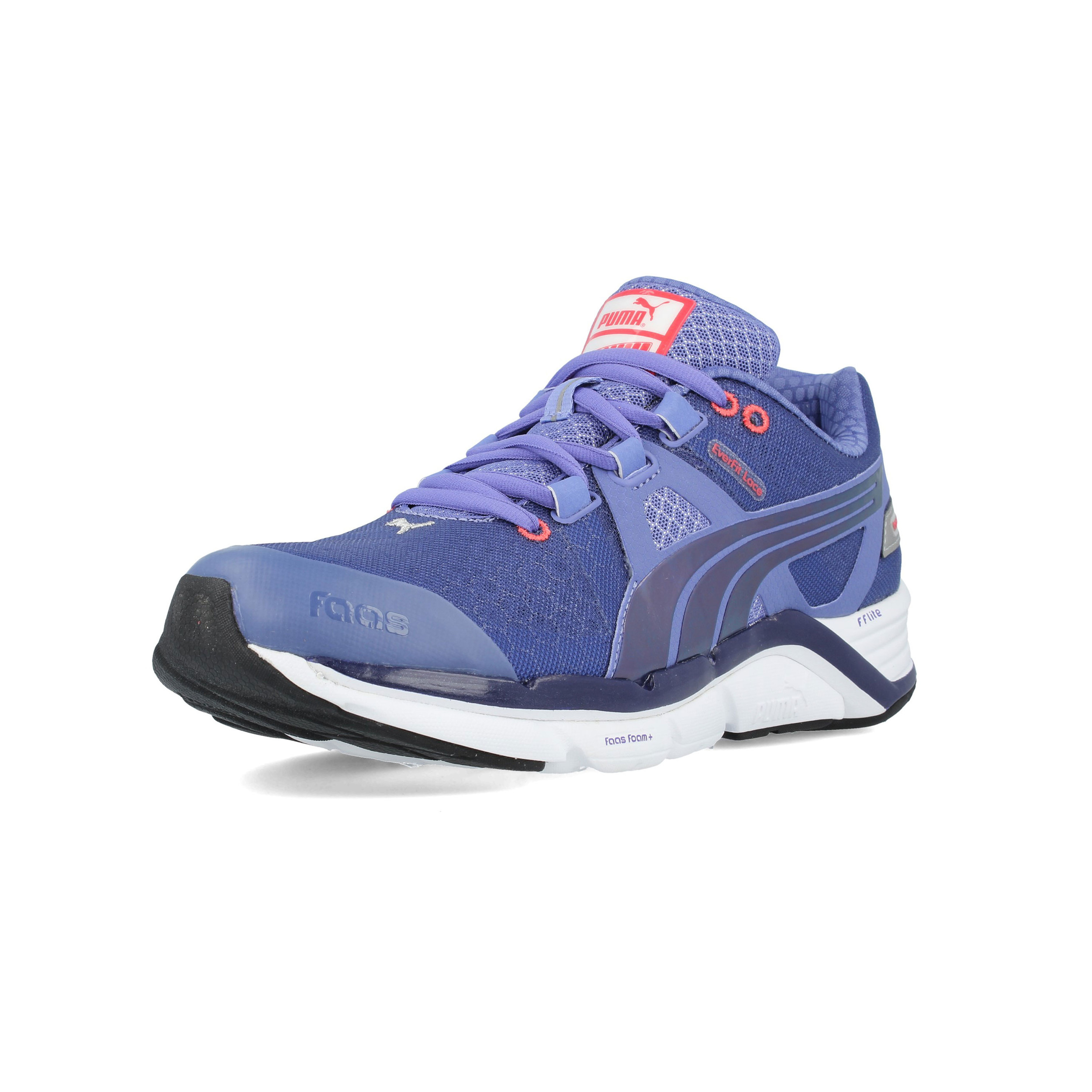 Details About Puma Womens Faas 1000 V1 5 Running Shoes Trainers Sneakers Purple Sports