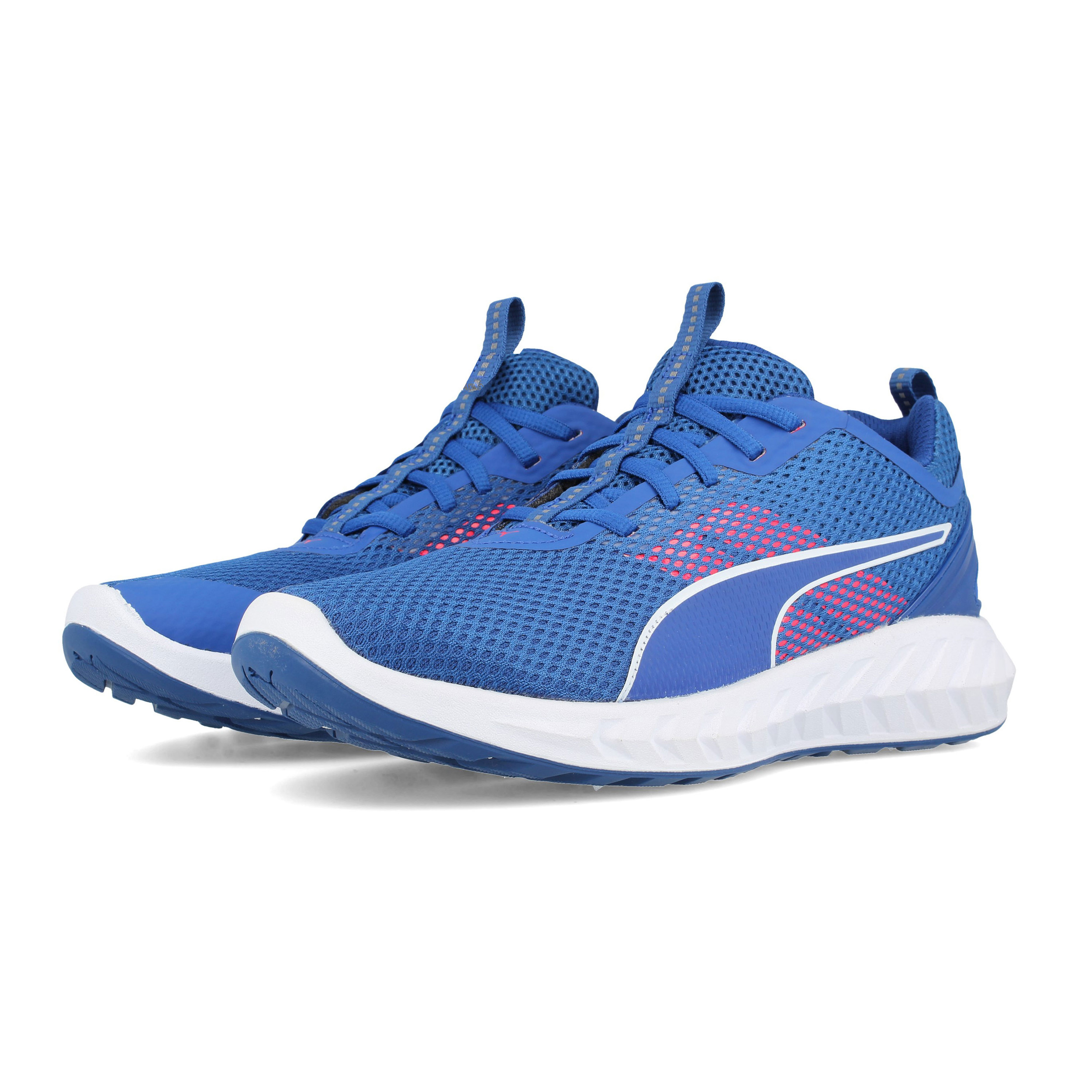 PUMA homme Ignite Ultimate 2 Chaussures De Course Baskets Baskets Bleu Sports