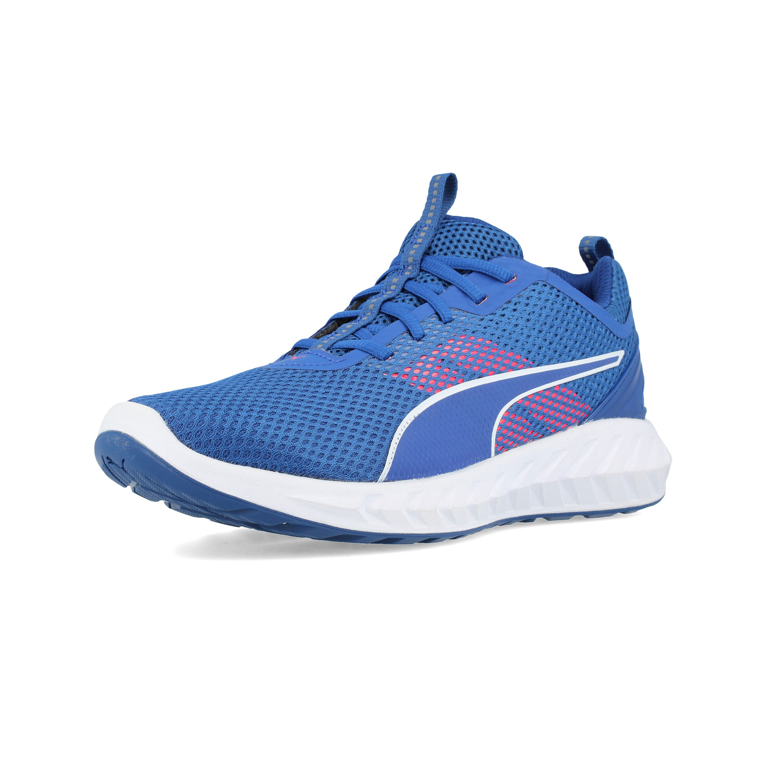 Puma Mens IGNITE Ultimate 2 Running Shoes Trainers Sneakers Blue Sports 4fffe5ee7