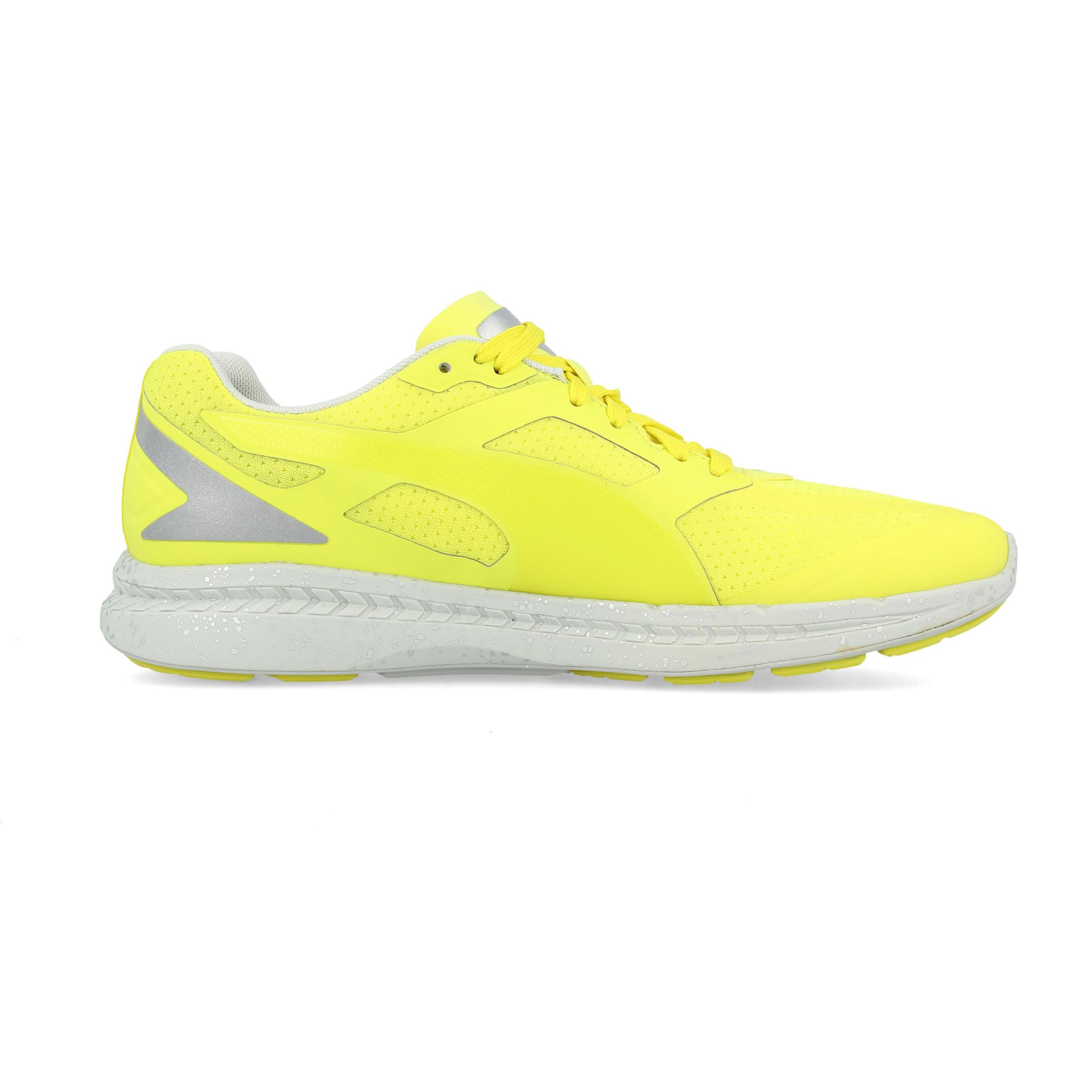 Dettagli su PUMA Uomo Ignite Fast Forward Scarpe Da Corsa Ginnastica Sport Sneakers Giallo