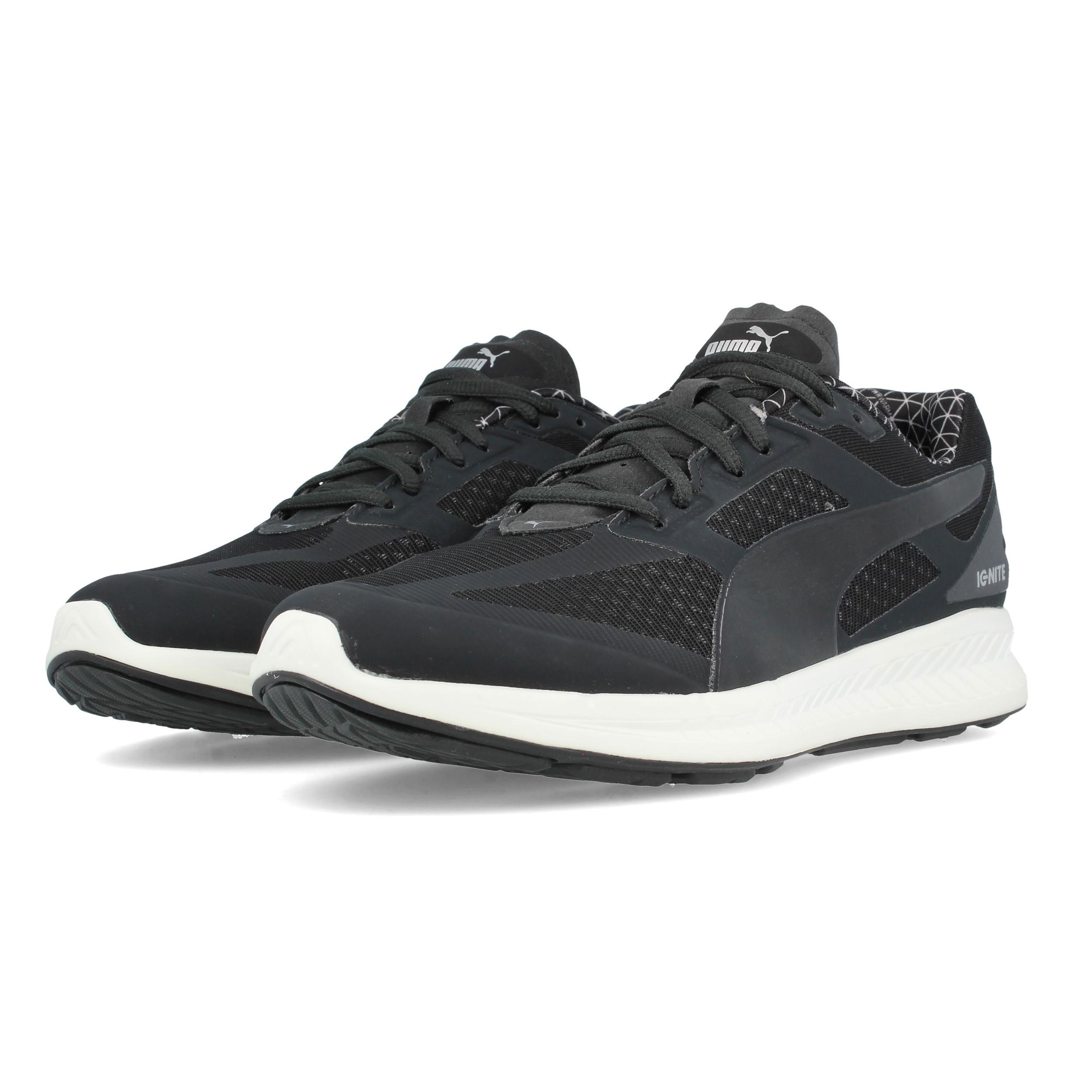 Detalles de Zapatillas Puma Hombre Ignite Ls Calentar Correr Zapatos Zapatillas de Negro Deporte 7c7cb8