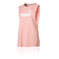 Puma Essentials Cut Off para mujer camiseta de tirantes - SS19