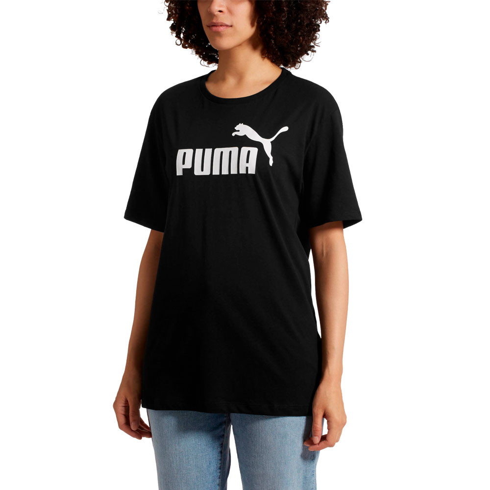 a8bd49926c Puma Essentials Boyfriend Logo Women's Tee