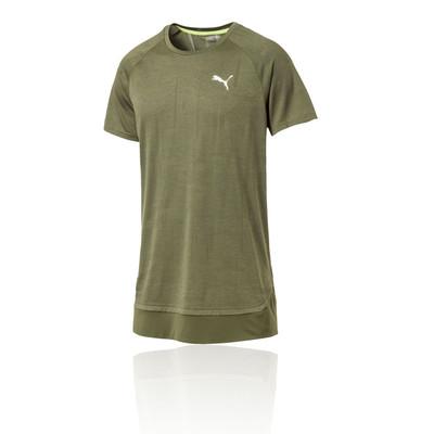 Puma N.R.G. Short Sleeved Tech Tee