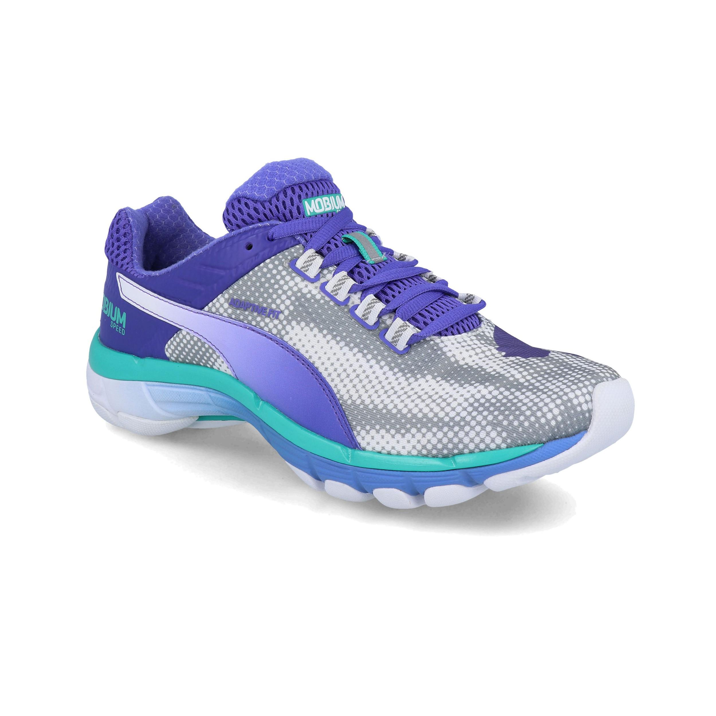 Détails sur Puma Femmes Mobium Elite Speed Chaussures De Course À Pied Sport Baskets