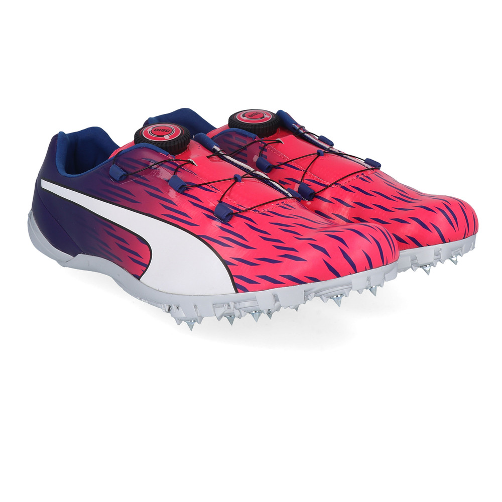 Puma EvoSPEED Disc 3 Running Spikes