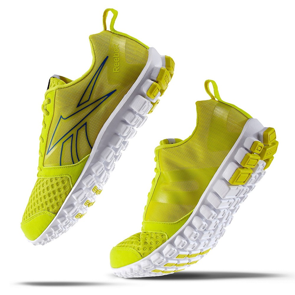 Reebok Realflex Scream   Running Shoes