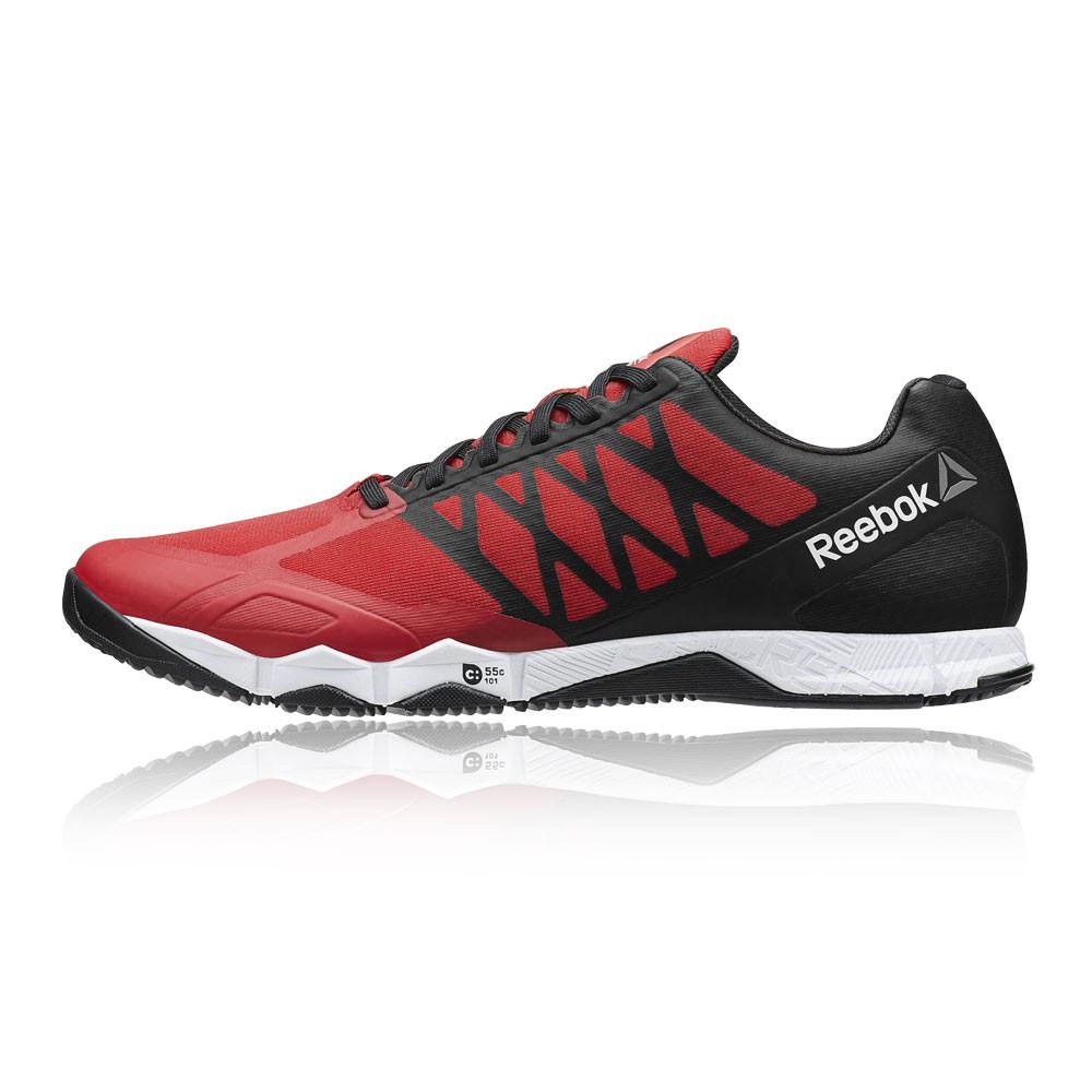 Reebok CrossFit Speed Mens Red Cross Training Sneakers ...